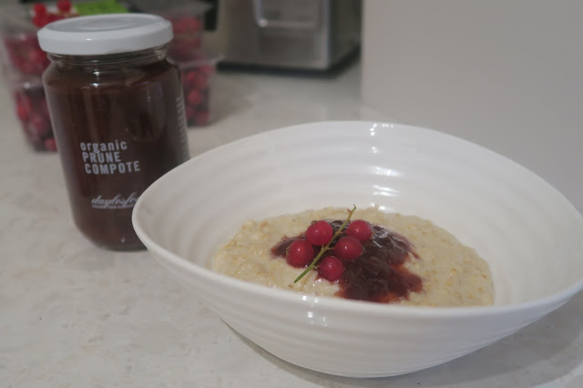 Tuesday 24th November – Not a great day for food + porridge