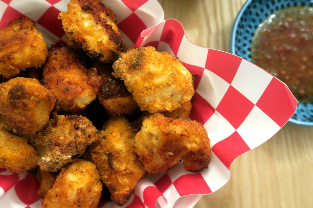 The BEST Homemade Chicken Nuggets