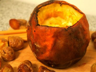 How to Use your Leftover Pumpkin: Fondue