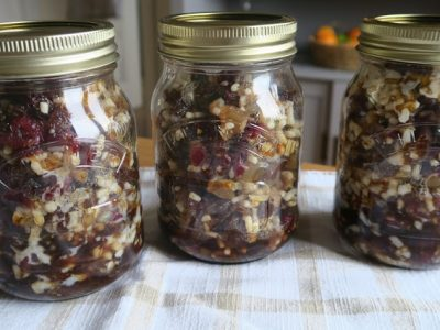 How to Make Mincemeat | BLOGMAS DAY 2 2016