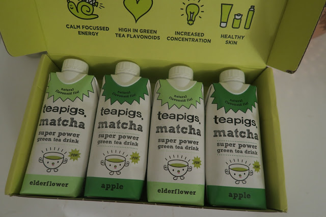 Teapigs Matcha Review