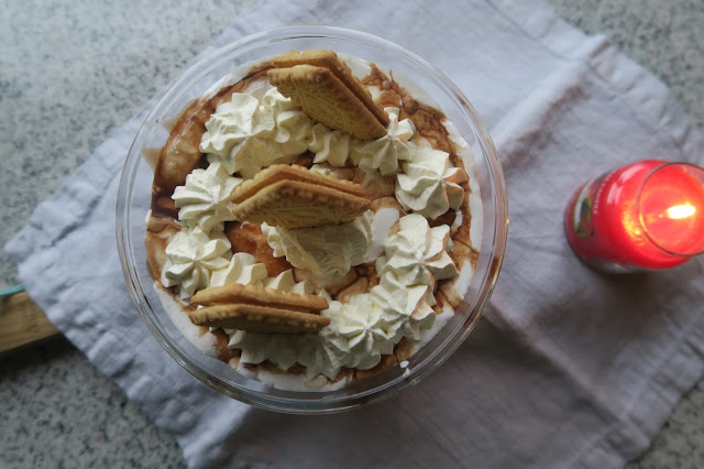 Marshmallow and Nutella Trifle for Two