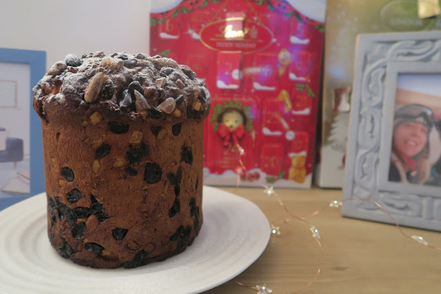 Fruity Panettone | BLOGMAS DAY 2