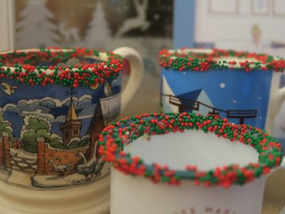 Festive Mugs | BLOGMAS DAY 21