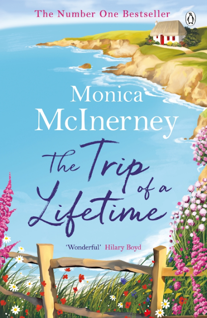 The Trip of a Lifetime by Monica McInerney | BOOK REVIEW