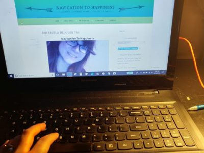Let's have a chat… Christina Marie (A.K.A Navigation to Happiness)