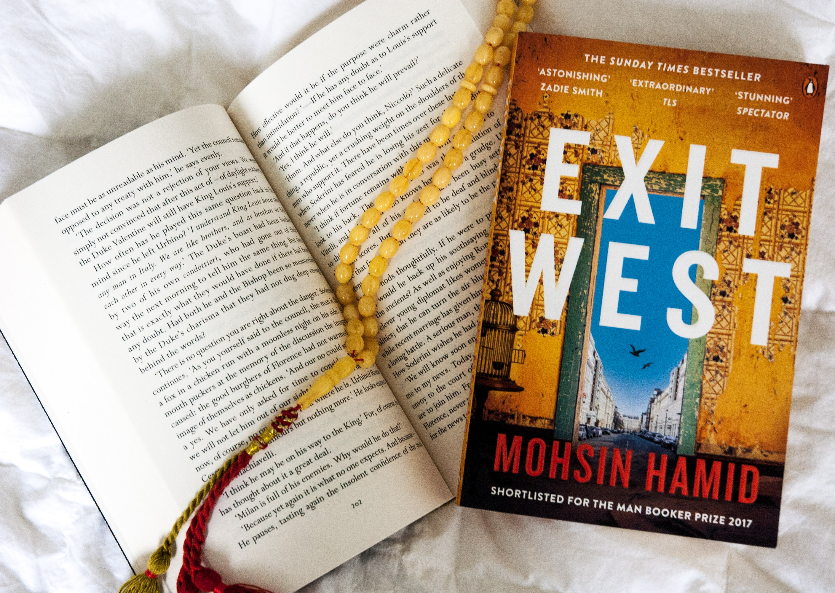 Exit West by Mohsin Hamid | Book Review