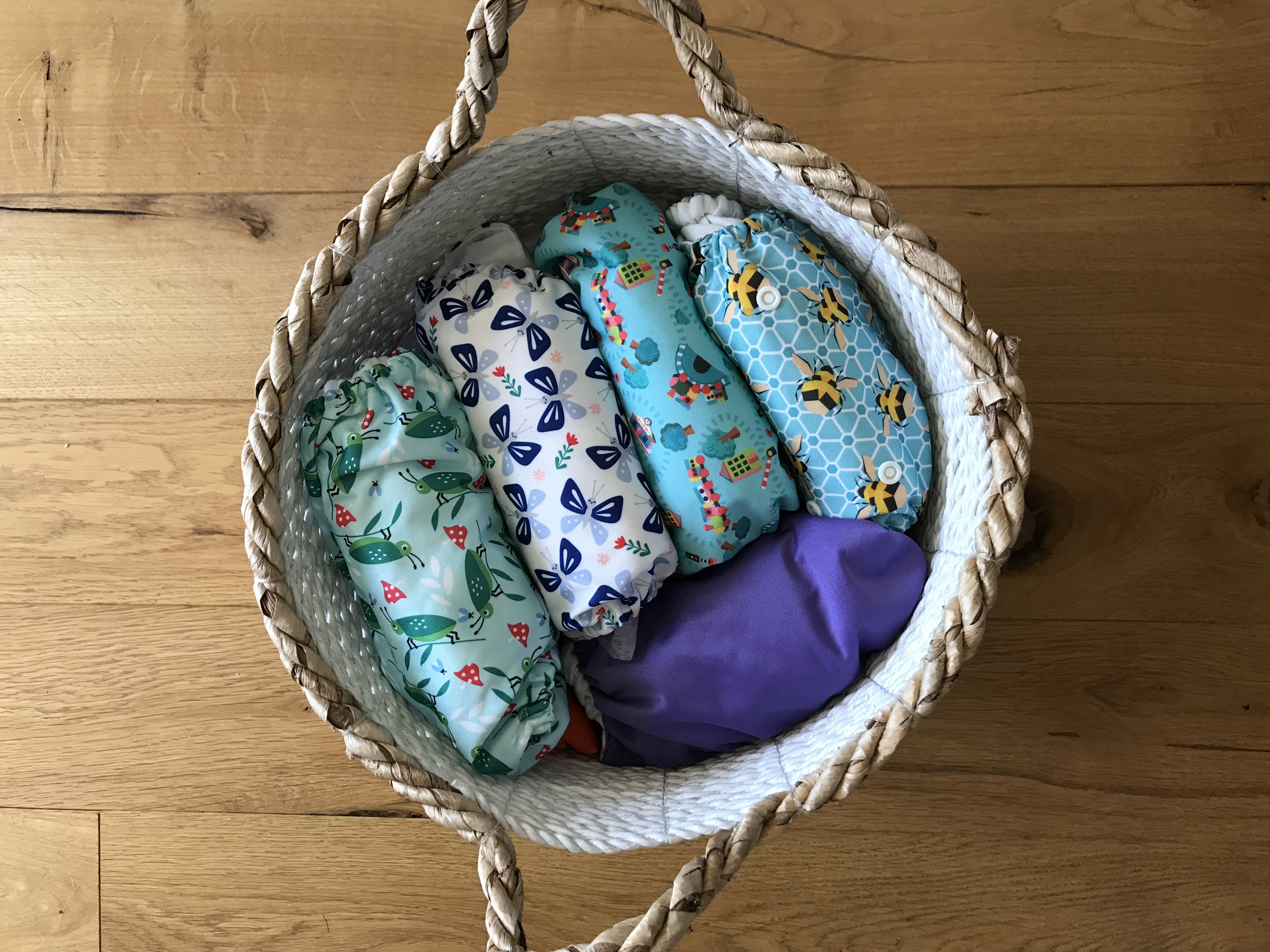 How I use cloth nappies + top tips from Mama Scrumpy