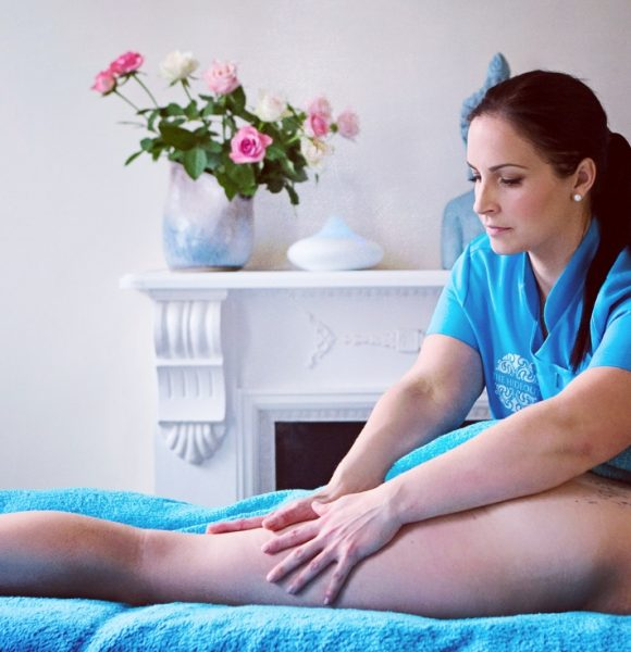 A five star spa experience in your own home / The Holistic Hideout